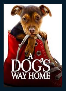 A Dog's Way Home HDX Vudu or MA Redeem (Ports to Google Play and iTunes)