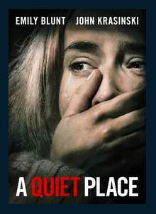 A Quiet Place HDX UV *Vudu Redeem*