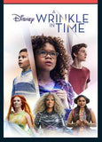 A Wrinkle in Time 4K UHD DMA MA or Vudu Redeem (Ports to iTunes) It is only 4K in Vudu