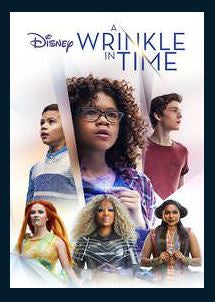 A Wrinkle in Time HDX DMA MA or Vudu Redeem (Ports to iTunes)