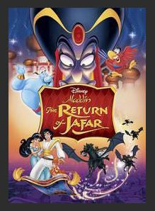 Aladdin: The Return of Jafar HDX DMA MA or Vudu Redeem (Ports to iTunes)