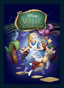 Alice in Wonderland (1951) HDX DMA MA or Vudu Redeem (Ports to iTunes)
