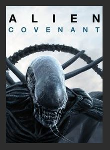 Alien: Covenant HDX UV Vudu or Google Play or iTunes or MA Redeem