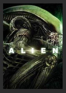 Alien (Theatrical) HDX UV Vudu or Google Play or iTunes or MA Redeem