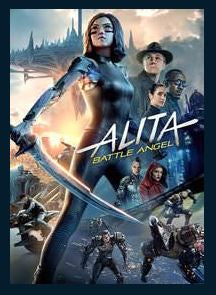 Alita: Battle Angel HDX Vudu or MA Redeem (Ports to Google Play and iTunes)