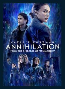Annihilation HDX UV *Vudu Redeem ONLY*