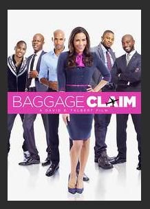 Baggage Claim HDX UV Vudu or MA or Google Play Redeem (Ports to iTunes)