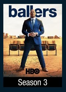Ballers Season 3 HD Google Play Redeem