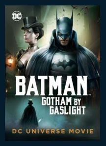 Batman: Gotham by Gaslight HDX UV *Vudu Redeem* (Ports UV and MA)