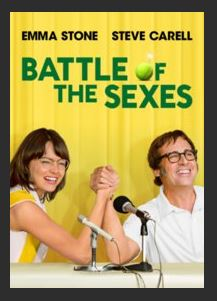 Battle of the Sexes HDX UV Vudu or MA Redeem (Ports to iTunes and Google Play)