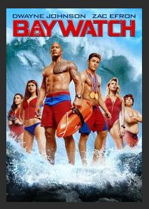 Baywatch HD iTunes Redeem