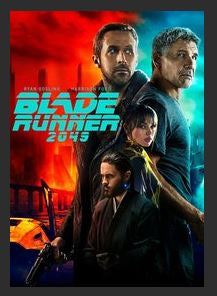 Blade Runner 2049 4K UHD UV Vudu or MA Redeem (Ports to iTunes Google Play or Amazon)