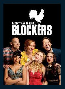 Blockers HDX UV Vudu or MA Redeem (Ports to iTunes and Google Play)