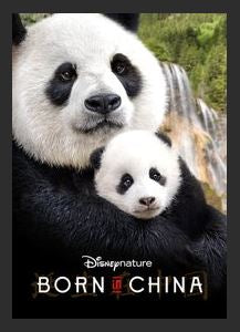 Born in China HD DMA MA or Vudu Redeem (Ports to Vudu and iTunes)