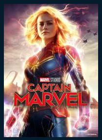 Captain Marvel HD Google Play Redeem (Ports MA) NO Points Disney Marvel