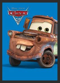 Cars 2 HDX DMA MA or Vudu Redeem (Ports to iTunes Movies Anywhere)