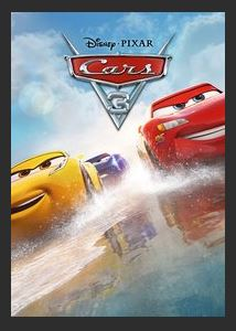 Cars 3 HD iTunes Redeem (Ports MA) NO Points Disney