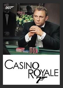 Casino Royale HDX UV or Google Play James Bond 007