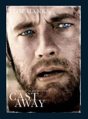 Cast Away HDX UV Vudu or MA Redeem (Ports to Google Play and iTunes)