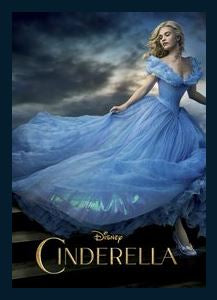 Cinderella (2015) HDX Google Play Redeem (Ports MA) NO Points Disney
