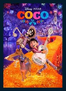 Coco 4K UHD DMA MA or Vudu Redeem (Ports to iTunes) It is only 4K in Vudu