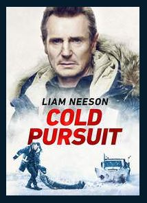 Cold Pursuit HD Vudu or iTunes or Google Play Redeem