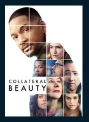 Collateral Beauty HDX UV Vudu or MA Redeem (Ports to iTunes and Google Play)