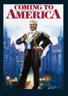 Coming to America HDX UV *Vudu Redeem*