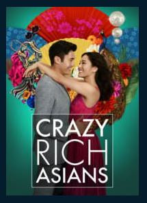 Crazy Rich Asians HDX UV Vudu and MA Redeem (Ports to Google Play and iTunes)