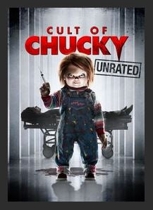 Cult of Chucky HD iTunes (Most likely Unrated) iTunes Redeem (Ports to MA MoviesAnywhere)