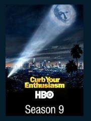 Curb Your Enthusiasm Season 9 HDX Vudu Redeem
