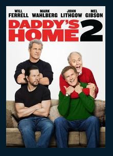 Daddy's Home 2 HDX UV *Vudu Redeem*