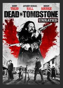 Dead in Tombstone (Unrated) HDX UV Vudu or MA Redeem (Ports to iTunes and Google Play)