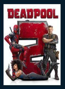 Deadpool 2 4K UHD UV Vudu or MA Redeem (Ports to MoviesAnywhere, Google Play, iTunes)