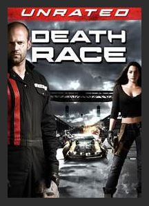 Death Race (Unrated) HDX UV *Vudu Redeem* (Ports to MA MoviesAnywhere)