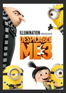 Despicable Me 3 HD iTunes 4K UHD Redeem ONLY (Ports to MA MoviesAnywhere)