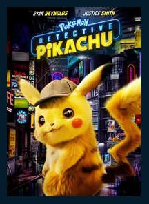 Pokémon Detective Pikachu HDX Vudu or MA Redeem (Ports to iTunes and Google Play)