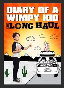 Diary of a Wimpy Kid: The Long Haul HDX UV or Google Play or MA or (iTunes at your own risk)