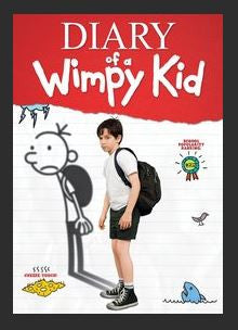 Diary of a Wimpy Kid HDX UV or iTunes or Google Play or MA Redeem