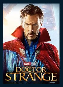 Doctor Strange HD Google Play Redeem (Ports MA) Disney No Points