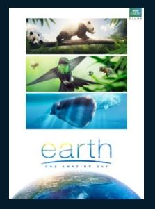 Earth: One Amazing Day HDX UV *Vudu Redeem*