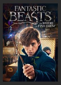 Fantastic Beasts and Where to Find Them 4K UHD UV Vudu or MA Redeem (Ports to iTunes Google Play and Amazon)