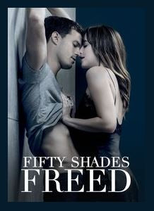 Fifty Shades Freed HDX UV Vudu or MA Redeem (Ports to iTunes and Google Play)