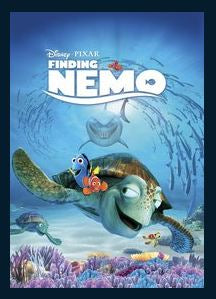 Finding Nemo HDX DMA MA or Vudu Redeem (Ports to iTunes) Disney