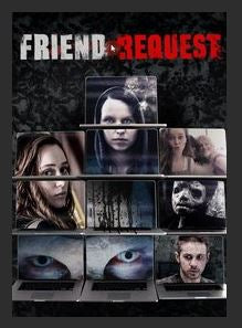 Friend Request HDX UV *Vudu Redeem*