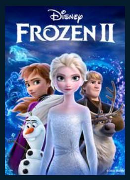 Frozen 2 HDX Vudu or MA Redeem (Ports to iTunes Amazon, etc)