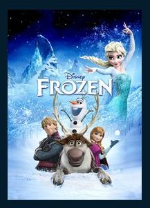 Frozen (2013) HDX DMA MA or Vudu Redeem (Ports to iTunes)