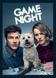 Game Night HDX UV Vudu or MA Redeem (Ports to iTunes and Google Play)