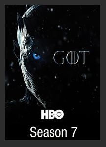 Game of Thrones Season 7 HD iTunes Redeem Only