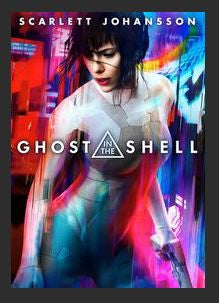 Ghost in the Shell (2017) HD iTunes Redeem